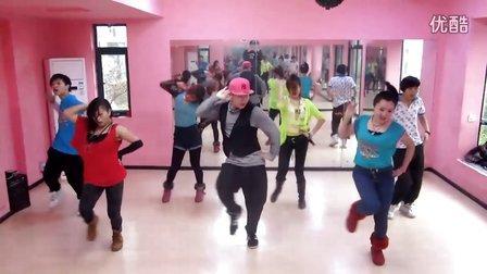 T-ara-Lovey-Dovey爵士舞蹈版 舞蹈教学POWER HOSUE 武汉联合力量舞蹈