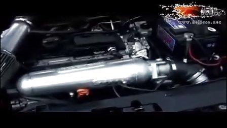 汽车改装Leon Cupra 2.0T大连改装 650HP轮上马力德利改装