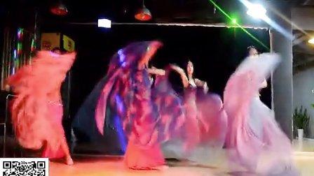 南京白妍山西路分店肚皮舞爵士舞钢管舞专业舞蹈培训
