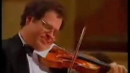帕尔曼在俄罗斯演奏 Bazzini