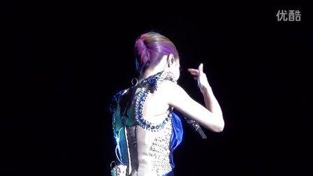 【依吧1080P】20121006 蔡依林「詩人漫步」MUSE台南新歌演唱會 Part.9