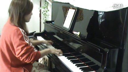 胡夏《那些年》钢琴视奏_tan8.com