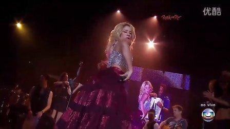 夏奇拉2011里约摇滚演唱会Shakira[Rock In Rio 2011](720p)