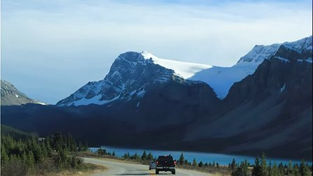 lakes of the Canadian Rockies