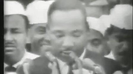 马丁路德金1963年演讲《我有一个梦想》 标清