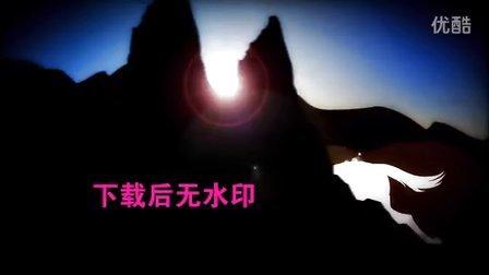 2014晚会片头必用骏马奔跑LED背景视频