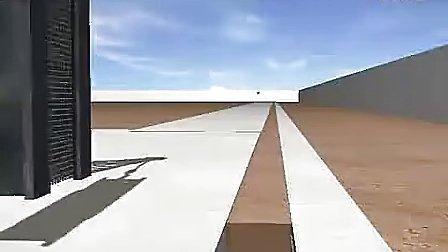 中建武汉绿地中心施工动画演示建筑施工动画制做