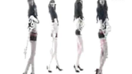 美女销魂用舞蹈诠释神曲忐忑的真谛[www.168biao.com]