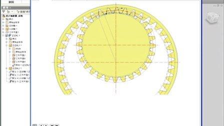 设计加速器-3.圆柱齿轮啮合态势
