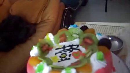 谢娜:生日快乐歌