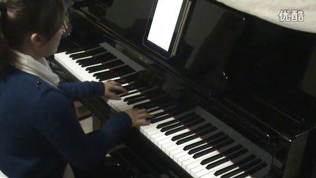 《风居住的街道》钢琴视奏版_tan8.com