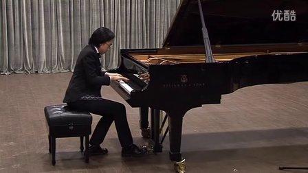 韩闻放演奏莫扎特奏鸣曲KV.576第一乐章   肖邦第一叙事曲OP.23