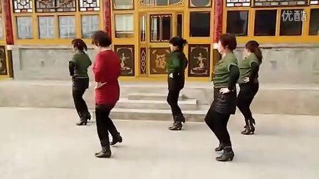 代县古城西街广场舞伤不起(5人)