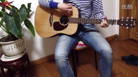 活着 吉他弹唱