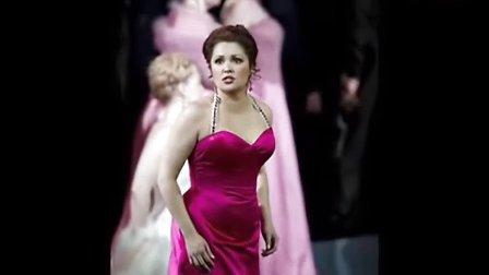 Anna Netrebko - Rachmaninov  Zdes' khorosho