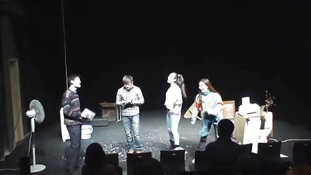 任明炀剧场作品《好好好》预告片(2011北京蓬蒿剧场版)