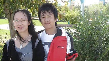 老婆儿子老公--2009年国庆节