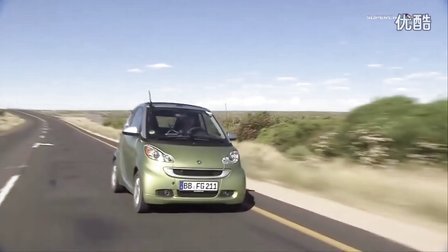 2012 smart fortwo electric drive - Driving Scenes