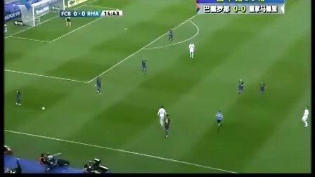 巴萨VS皇马上半场20112012赛季西甲联赛第35轮