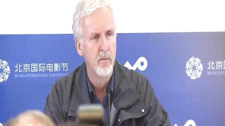 第2届北京国际电影节—卡梅隆记者见面发布会(纯英文版)