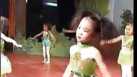 儿童舞蹈跳跳跳 儿童舞蹈-我是女生