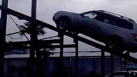 斯巴鲁森林人 对抗双环汽车20120501047