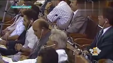 哈萨克斯坦总统的梦想!每个哈萨克人必须看的视频!