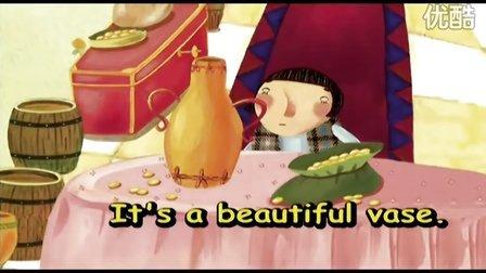 东方娃娃绘本英语——《杰克和豆仙》