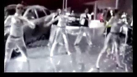 车展舞蹈,太空舞