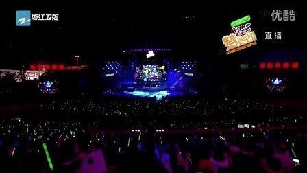刘雅婷狂舞《I_Wanna_Rock》中国好声音20140101期现场直播