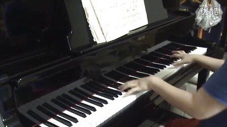 经典歌曲《我和我的祖国》钢琴_tan8.com