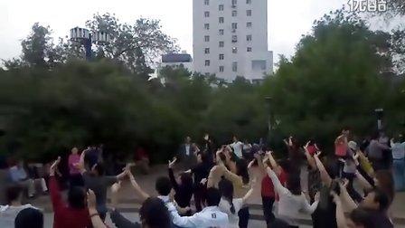 乌鲁木齐铁路局民族团结舞蹈