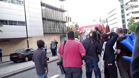 20120625 2012伦敦奥运火炬传递谢菲尔德站