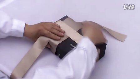 loveenvoy巧克力礼盒 蝴蝶结打法视频