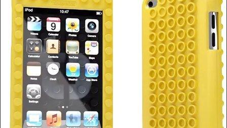 Lego 积木做的iPod touch保护套