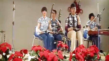 兰炼二中艺术节之爱乐乐队(一班)