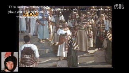 威尔第 - 阿依达 - 高的缘故v'aduna - 向上!尼罗河的神圣岸
