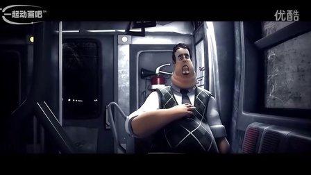 天灾OR人祸?食人汉堡(Hambuster)【一起动画吧 分享】