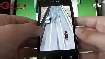 怪卓网游戏推荐《3D街头摩托竞速》视频演示