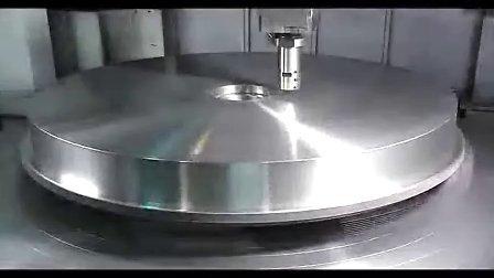 台湾油机立式数控车床