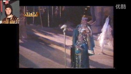 威尔第 - 阿依达 -    大酞 凡人,敬爱的神 - 神守护者和复仇者