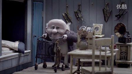 法国温情定格动画《别了!德弗里斯先生》