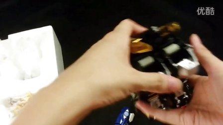 【小小克星 补档】百兽战队牙吠连者DX 剧场版 牙吠骑士