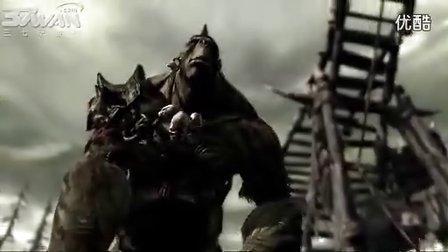 37wan《暗黑西游记》一大波怪物攻城惊天动地 标清