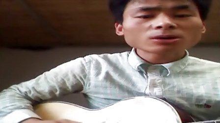 牛人吉他弹唱     你知道我在等你吗?