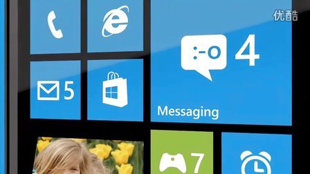 简介Windows Phone 8开始屏幕