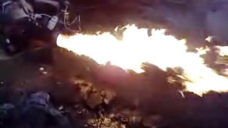 重油燃烧机