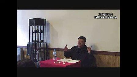 王作简谈百年哈尔滨-大话哈尔滨线下活动20120505