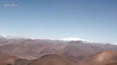 加乌拉山看喜马拉雅山脉