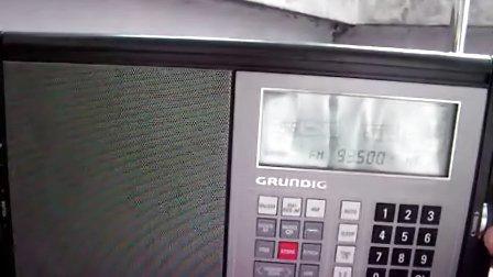 根德s700调频中波5月15日简单测试